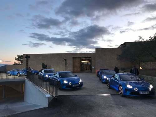 Les essais presse débutent pour l'Alpine A110 !