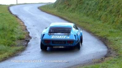 Alpine A110 Tour Auto 2017 Peter Planet - 29