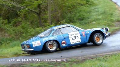 Alpine A110 Tour Auto 2017 Peter Planet - 31