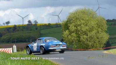 Alpine A110 Tour Auto 2017 Peter Planet - 32