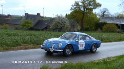 Alpine A110 Tour Auto 2017 Peter Planet - 33