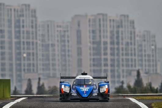 Signatech Alpine 6 Heures Shanghai WEC 2017 A470 NEGRAO LAPIERRE MENEZES podium - 7