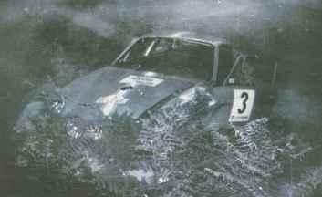 realpor porsche 911 R Alpine A110 Alpinche accident crash - 1