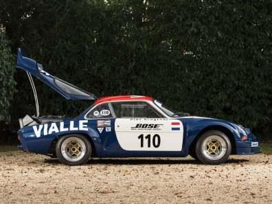 Alpine A110 B Vialle 1974 Rally cross (21)