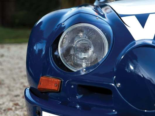 Alpine A110 B Vialle 1974 Rally cross (22)