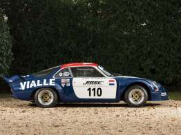 Alpine A110 B Vialle 1974 Rally cross (34)