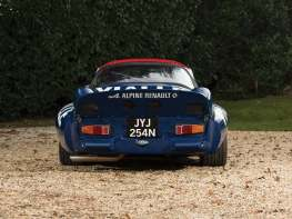 Alpine A110 B Vialle 1974 Rally cross (38)