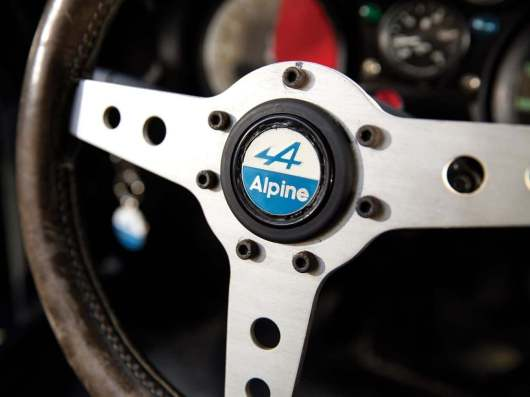 Alpine A110 B Vialle 1974 Rally cross (7)