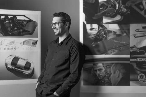 [GENEVE 2018] Interview Antony Villain, Directeur du Design Alpine