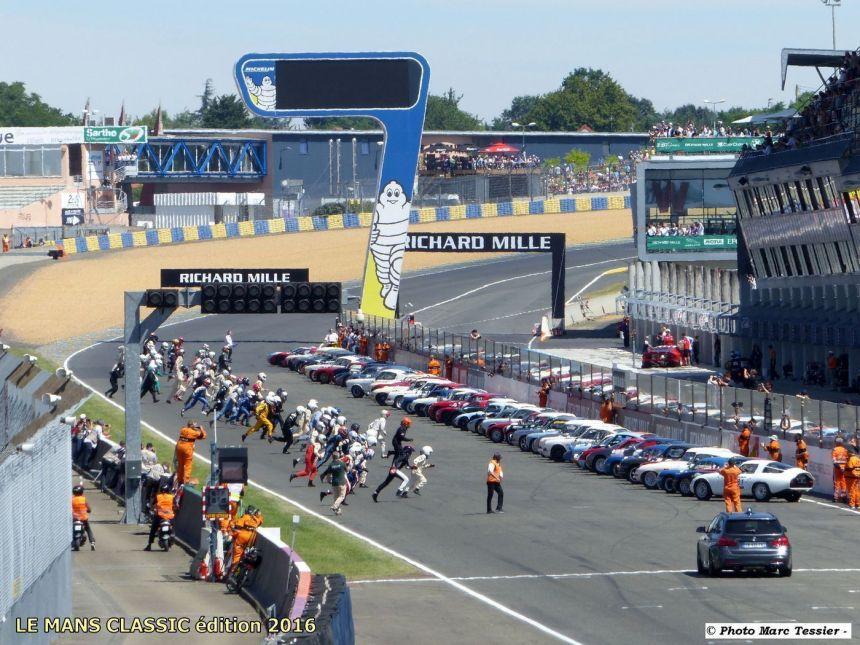 Le Mans Classic, retour sur l'édition 2016 avec Alpine