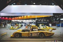 Retromobile 2018 Alpine A442 A443 Ragnotti GPE AUTO - 11
