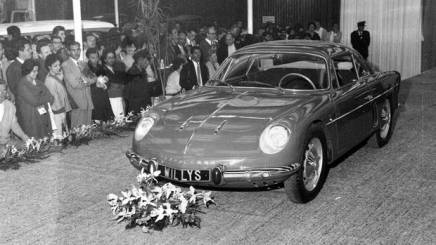 Willys Overland Interlagos 1961 Automovel Salao