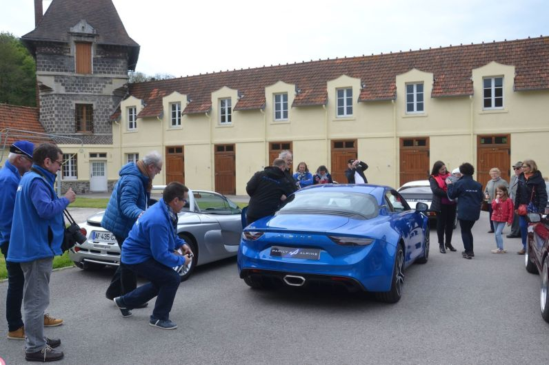 Alpine Planet A110 livraison Dieppe Centre Mantes - 2