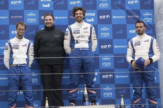 Alpine Elf Europa Cup 2018 Nurburgring CMR Milan Sancinena Beltoise Romano Signatech (74)
