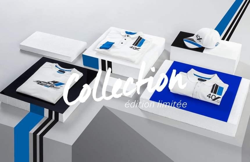 Boutique Alpine: une magnifique collection «1978» anniversaire !