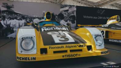 Alpine Planet Le Mans Classic 2018 A110 A310 GTA A610 Cup FCRA FFVE Berlinette Mag - 42-imp