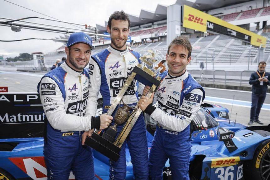 Signatech Alpine est finalement vainqueur des 24 heures du Mans !