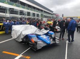 6 Heures de Fuji Speedway WEC Alpine Signature A470 A110 Club Negrao Lapierre Thiriet 2018 (17)