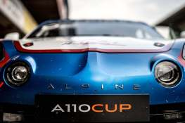 Alpine Elf Europa Cup A110 Barcelona-Catalunya Pierre Sancinena 2018 final (42)