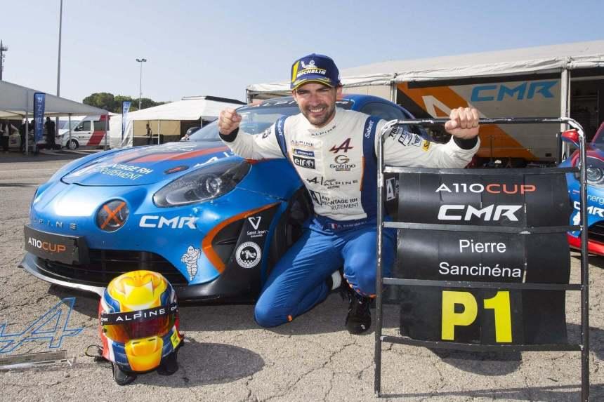 Alpine Elf Europa Cup: Pierre Sancinéna grand vainqueur du Championnat !