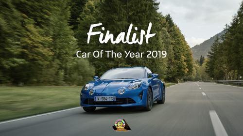 Car of The Year: l'Alpine A110 est en finale !