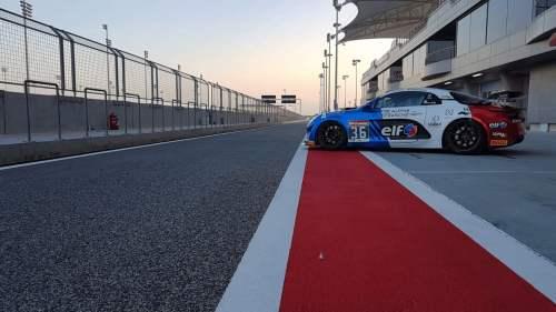 Deux Alpine A110 face au reste du monde à la GT4 International Cup de Bahreïn