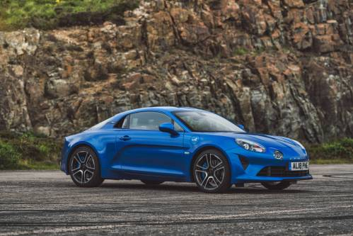 Alpine A110: La fierté normande