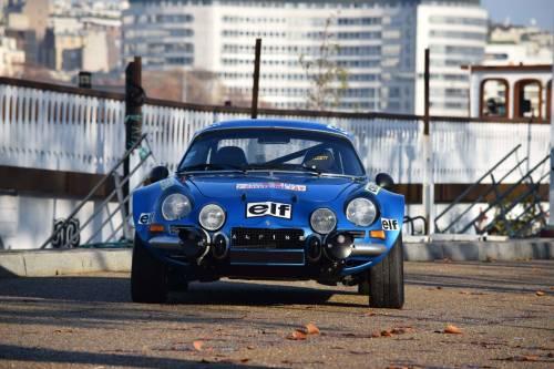 Rétromobile 2019: les Alpine en vente chez Artcurial