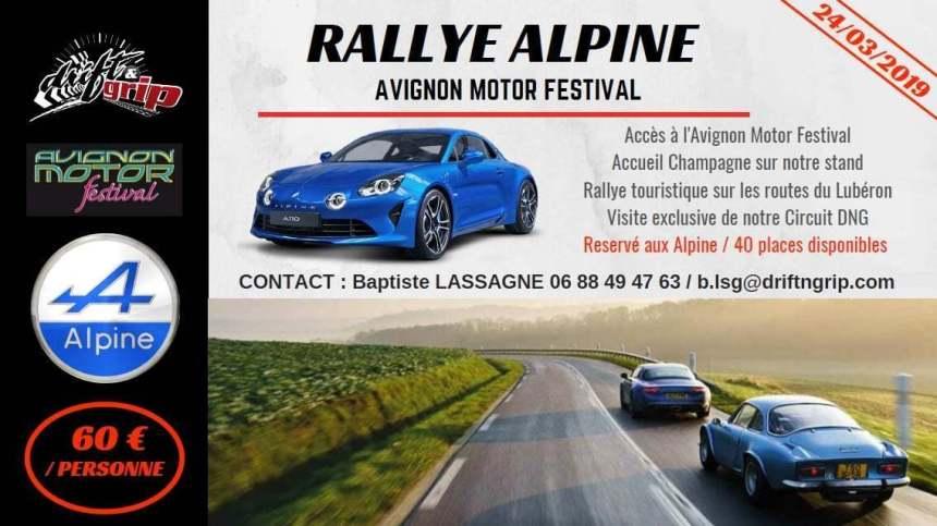 Balade Alpine en Provence