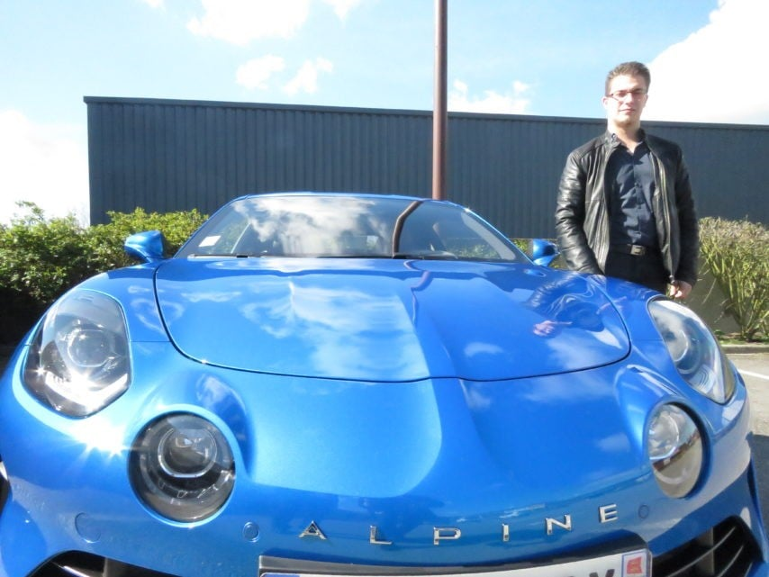Alpine Edition 1955
