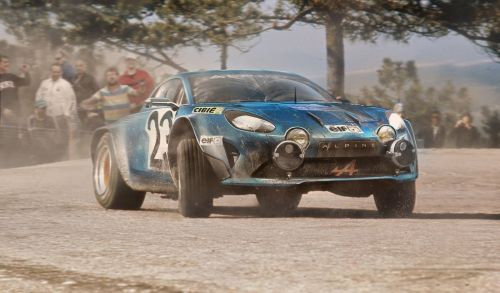Alpine annonce son programme et son grand retour en Rallye !