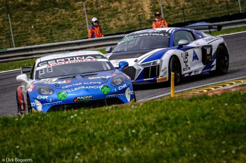 CMR entame sa saison GT4 France  2019 avec deux victoires à Nogaro