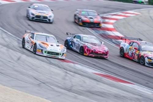 CMR engage toutes ses forces en Championnat GT4 European Series avec 3 Alpine A110 GT4