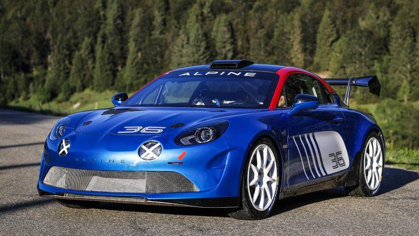 Alpine A110 RALLY Présentation officielle – Specs / prix ? toutes les infos !