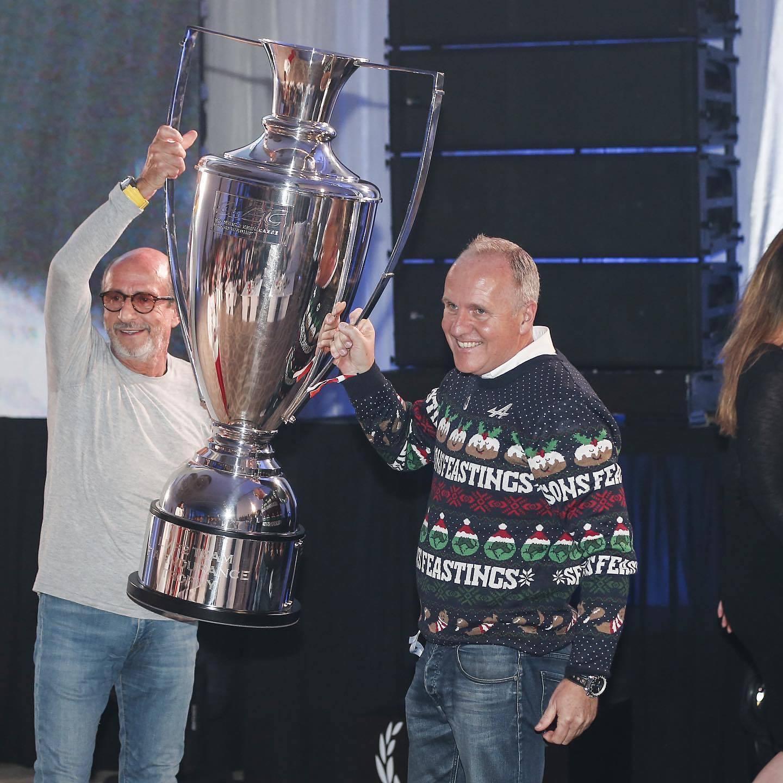 Remise des prix FIA WEC Super Saison 2018-2019 4