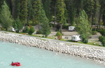 canadian rockies summer camping guide