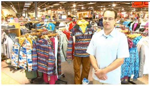 Alpine Shop Marketing Director Todd Oswald invites customers to participate in the 2013 Glennon Card Promotion.