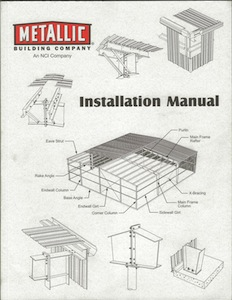 Pre-Engineered Steel Building Construction Guide