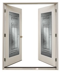 Double / Garden Doors - Alpine Glass Windows & Doors