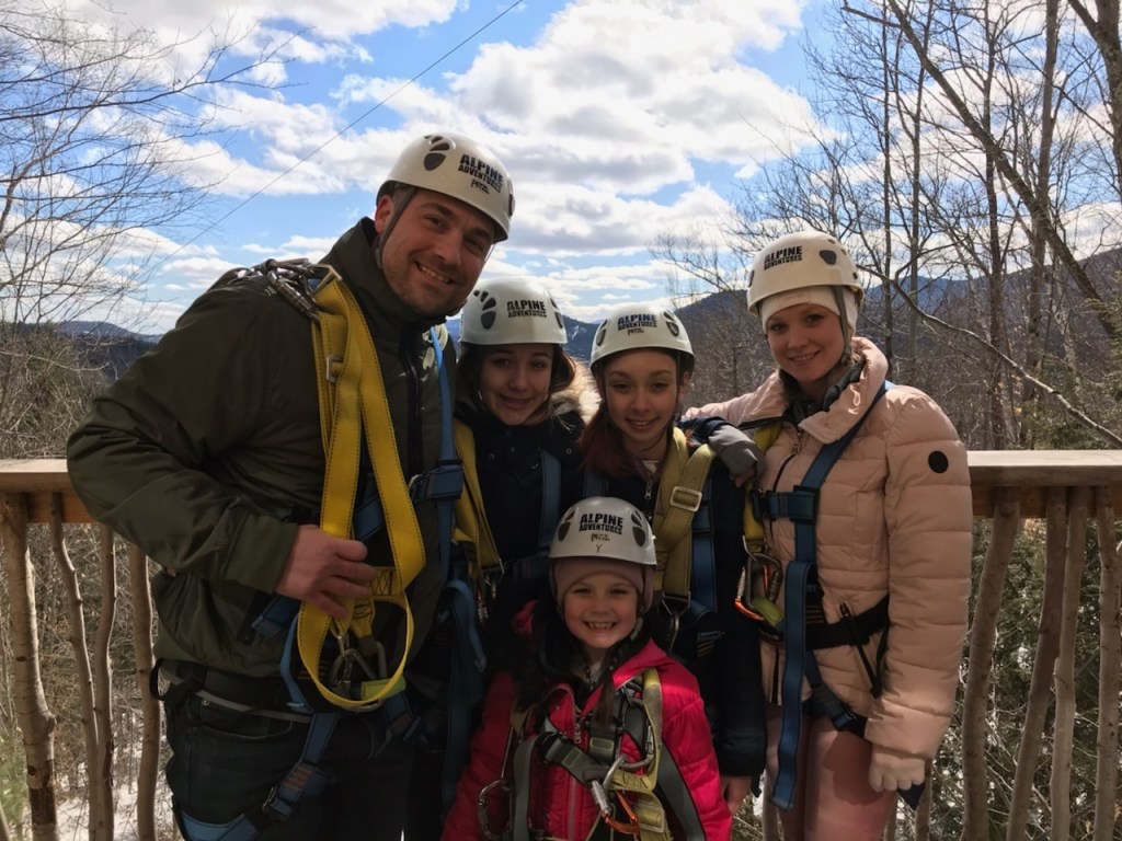 Family Zipline Tour