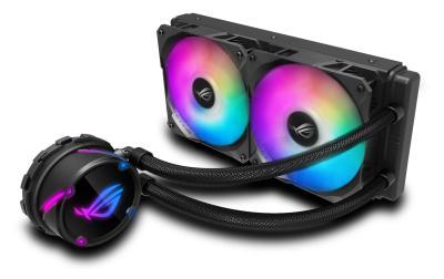 WATERCOOLING DU PROCESSEUR ASUS ROG STRIX LC 240 RGB