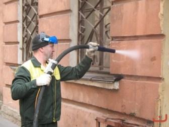 Гидрофобизация фасадазданий