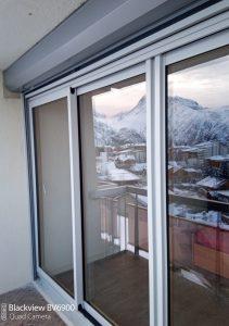 Chantier bois aluminium Les 2 Alpes 1