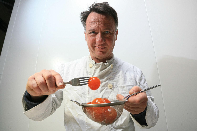 portrait cuisinier