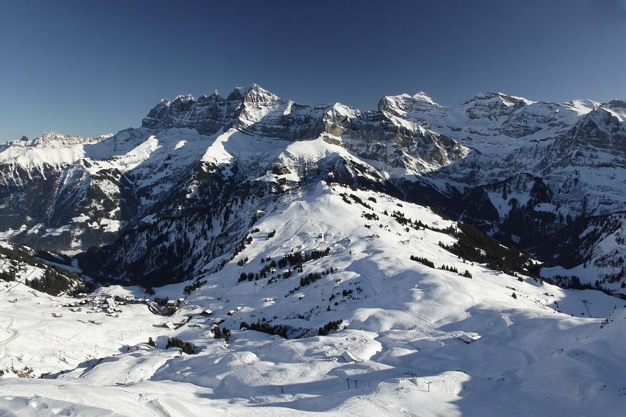 Champéry Mountains