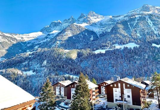 Le Montagnier View