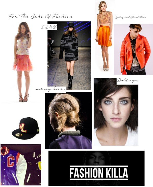 For The Sake of fashion inspiration