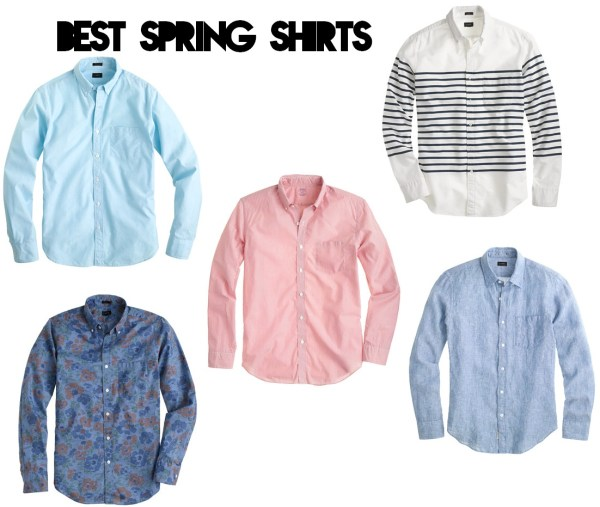best spring oxfords