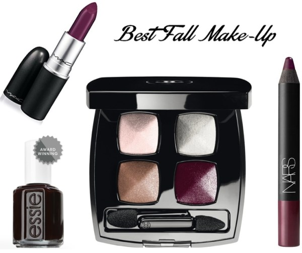 best fall make up