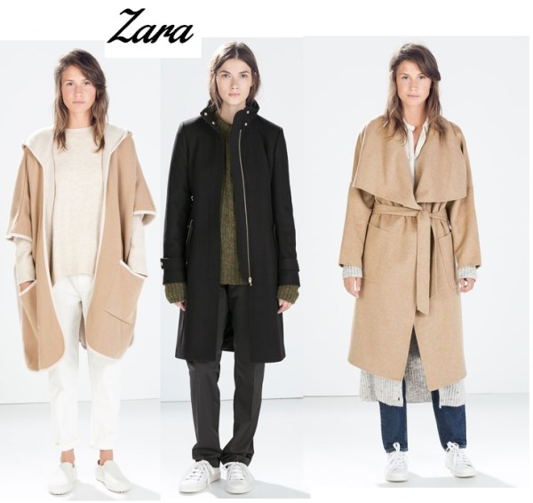 Zara fall coats